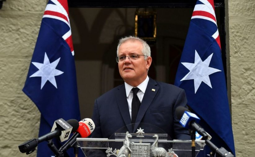 Prime Minister Scott Morrison says Australian troops in Afghanistan will be withdrawn by September