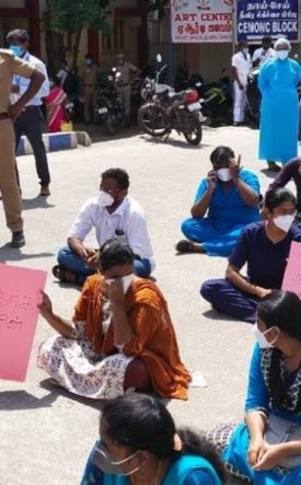 Rising oxygen shortage in Tamil Nadu, 11 people died in one day