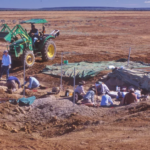 Australia is gaining global prominence in dinosaur research.,
