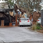 Damage caused by heavy rains in Melbourne, Information that it will take three weeks for electricity to be available in most areas