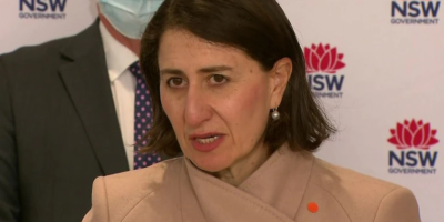 199 more infected in New South Wales confirmed. Premier Gladys Berejiklian sets new target for vaccine
