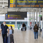 Corona infection confirmed for person arriving in Queensland without proper permission. Parts of Brisbane airport closed.