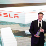 Elon Musk announces plans to relocate Tesla headquarters from California to Texas.